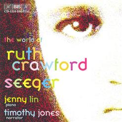 Ruth Crawford Seeger - Piano Music